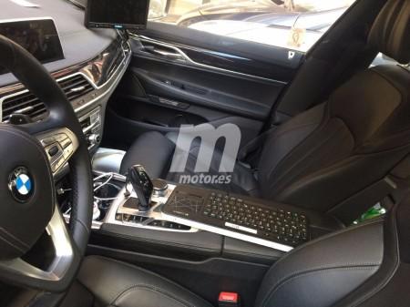 BMW ya trabaja en la conducción autónoma del Serie 7