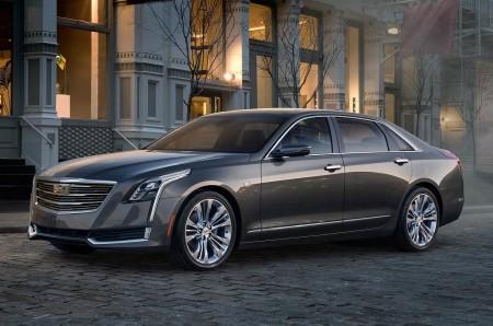 Cadillac CT6, el primer vehículo con una camara de 360 grados que lo graba todo
