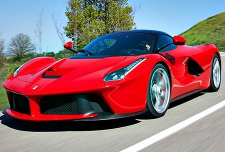 Confirmado el Ferrari LaFerrari Spider para 2017 ¡150 unidades!