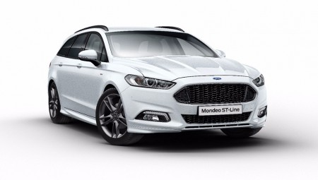 El Ford Mondeo se suma a la gama ST-Line