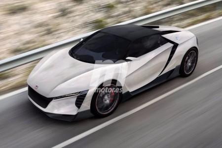 ¿Interesado en el regreso del Honda S2000? Te anticipamos su aspecto