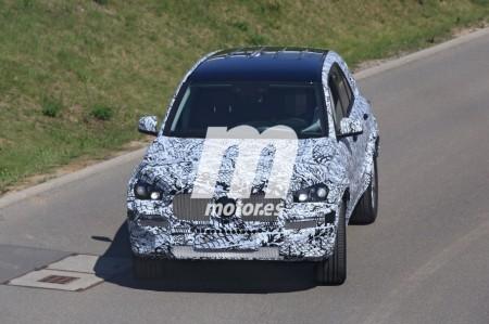 Un primer vistazo al Mercedes GLE 2018, la nueva generación está en camino