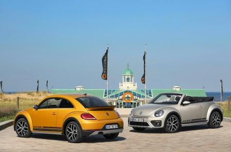 Volkswagen Beetle Dune, una versión icónica con reminiscencias de los buggies