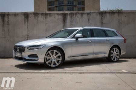 Presentación Volvo V90, lo que toda familia puede llegar a necesitar