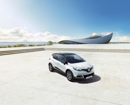 Renault Captur Wave, una edición especial, limitada y barata