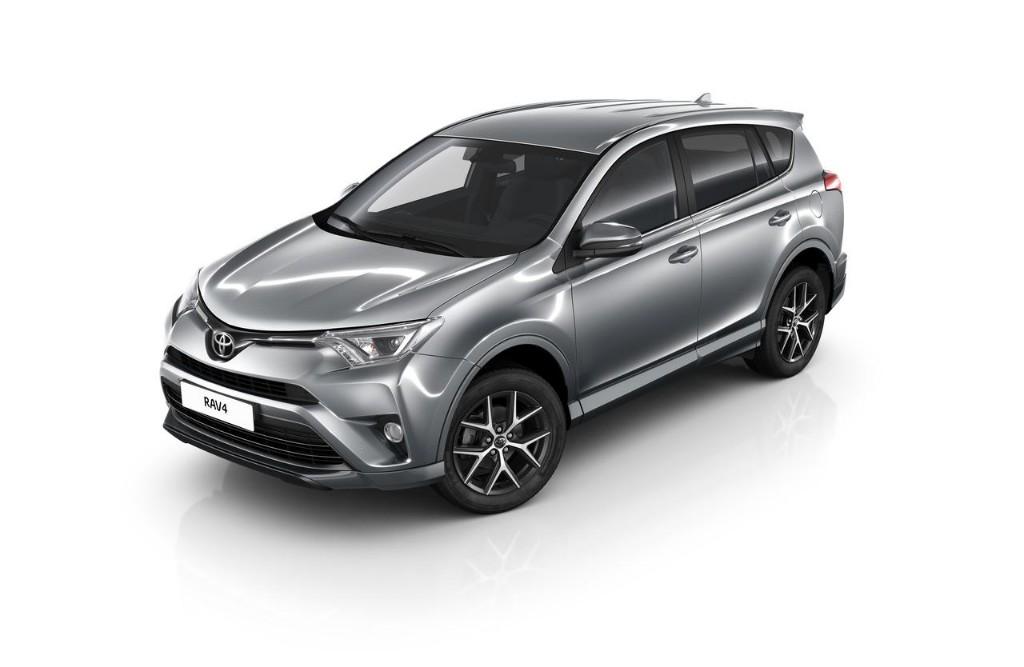 Toyota Rav4 2017 Mínimos Cambios En Equipamiento Y Precios Desde 24 800 Euros Motor Es