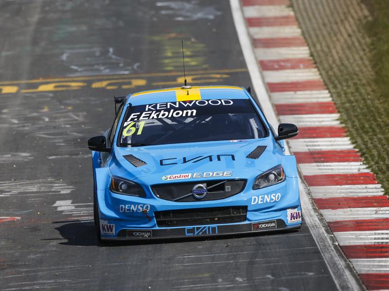 Volvo presiona para tener una cita del WTCC en EE.UU.