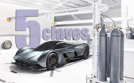 Aston Martin AM-RB 001: cinco claves del superdeportivo del futuro de Aston Martin y Red Bull