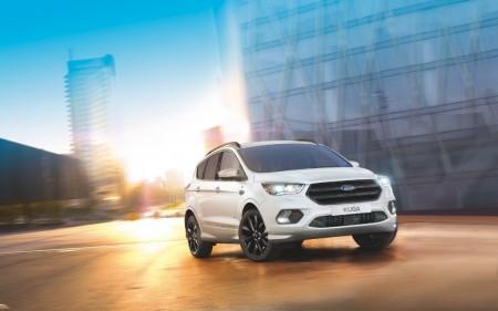Ford Kuga ST-Line, nuevo acabado deportivo para el SUV compacto