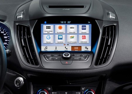 Ford SYNC 3: ya disponible en los Mondeo, Galaxy y S-MAX