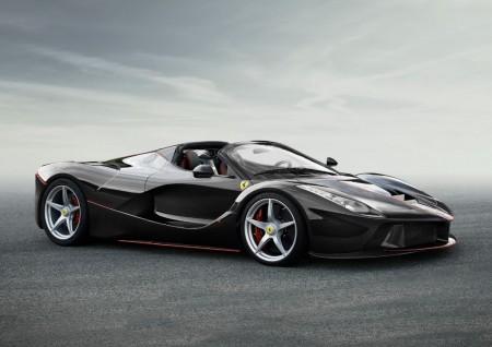 Ferrari LaFerrari Aperta: el descapotable LaFerrari Spider por fin es oficial