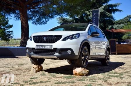 Prueba offroad Peugeot 2008 ¿De qué es capaz lejos del asfalto?