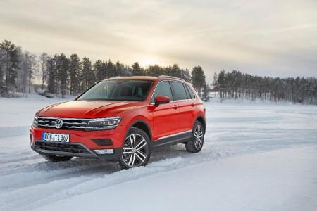 Noruega - Junio 2016: El nuevo Volkswagen Tiguan seduce