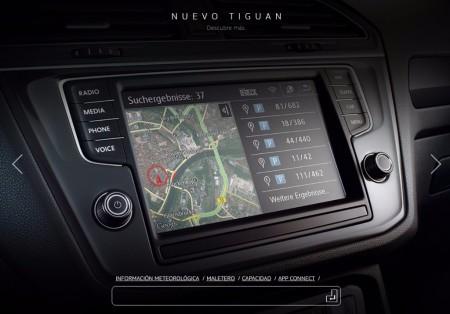 Volkswagen crea una inteligencia artificial exclusiva para el nuevo Tiguan