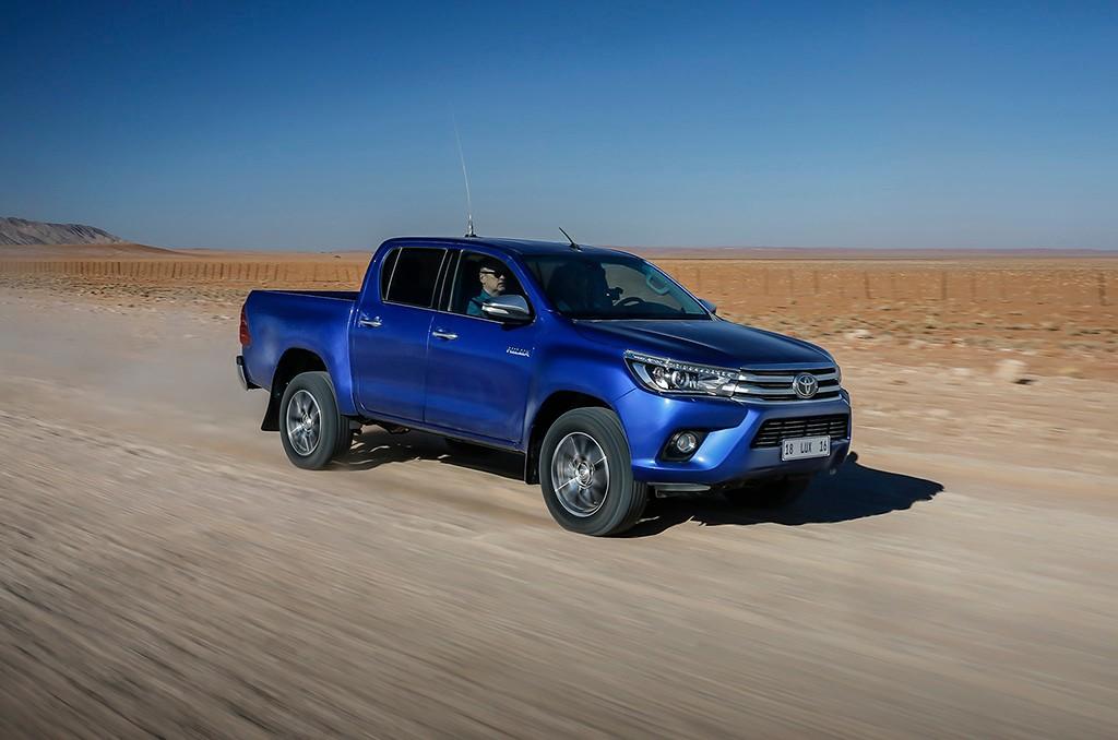 Precios Del Toyota Hilux 2016 En Espa A Te Detallamos