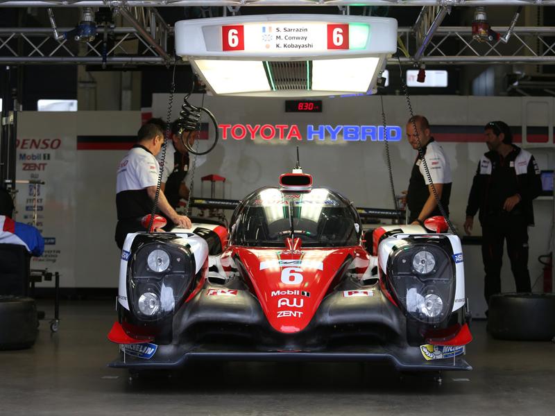 Previo Y Horarios 6 Horas De N Rburgring Del Wec 2016