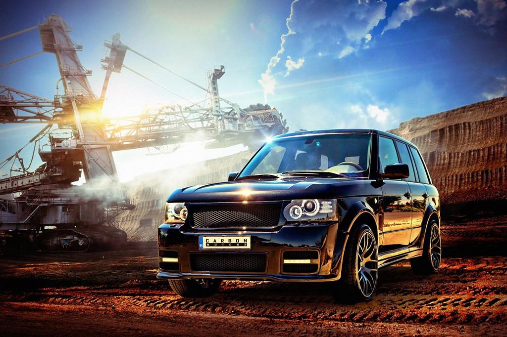 Carbon Motors Es Capaz De Revivir Al Range Rover De
