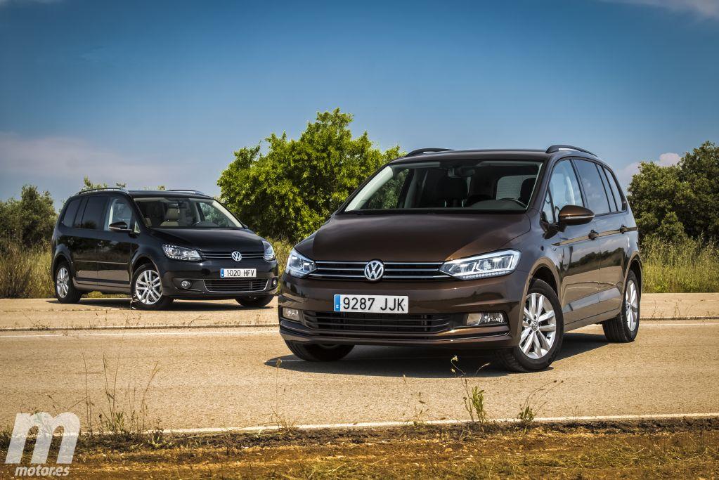 """VOLKSWAGEN VW SHARAN 2015-día de hoy 17/"""" espacio Saver Rueda de Repuesto"""
