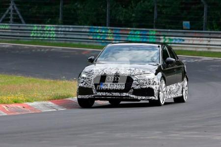 Vídeo: El nuevo Audi RS3 sedán 2017 a fondo en Nürburgring
