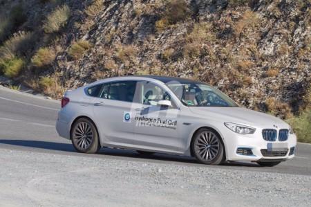 Exclusiva: el prototipo del primer BMW de pila de combustible se deja ver en público