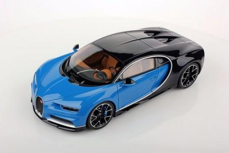 Este es el Bugatti Chiron que todos podemos tener en casa