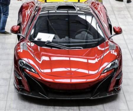 McLaren MSO HS: primeras imágenes del nuevo 'High Sport' de 688 CV
