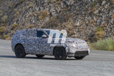 Range Rover Sport Coupé 2018: continúa el desarrollo del nuevo SUV de lujo