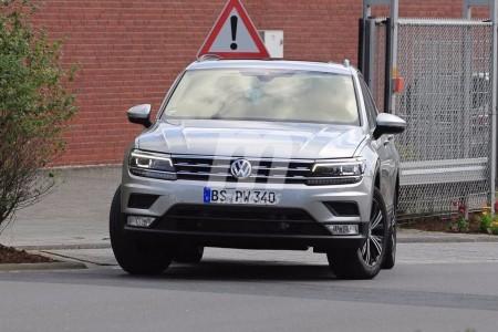 Nuevo Volkswagen Tiguan 7 plazas desvelado al completo