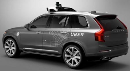 Volvo y Uber anuncian una gran alianza para desarrollar vehículos autónomos