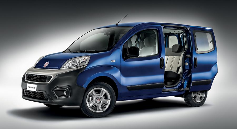 Precio Del Fiat Fiorino 2016 Para Espa A Un Furg N Desde