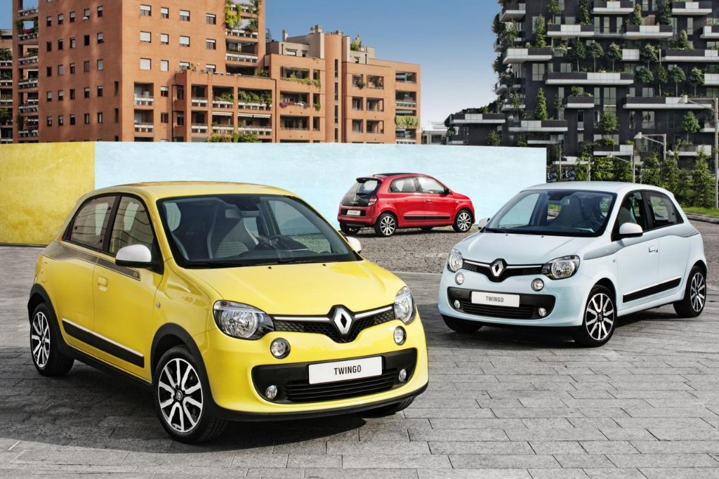 renault twingo rs 2017 descartado el twingo gt ser el m s deportivo. Black Bedroom Furniture Sets. Home Design Ideas