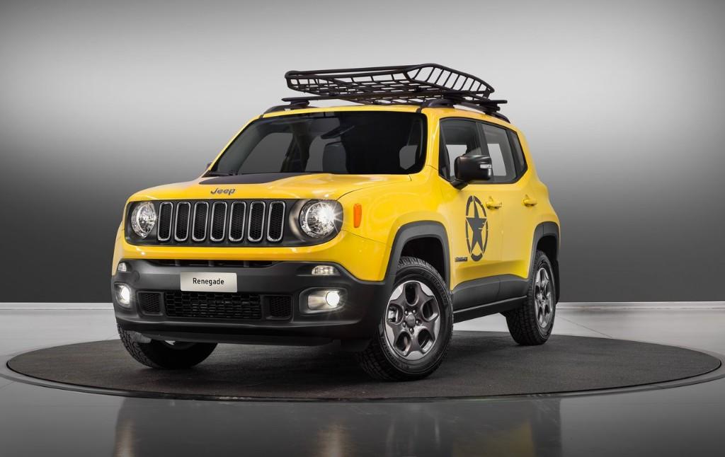 Los Jeep Renegade Y Jeep Wrangler Estrenan Pack De