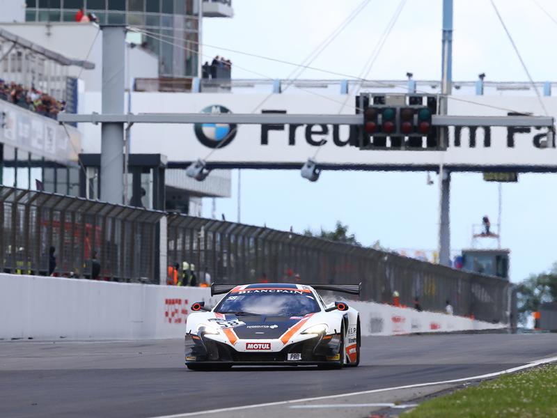 La Blancpain GT Endurance Cup se dedice en Nürburgring