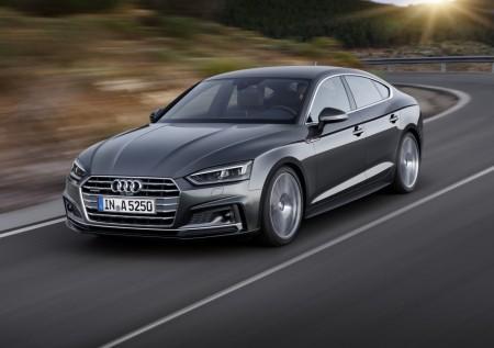 Audi presenta la nueva generación A5 Sportback 2017