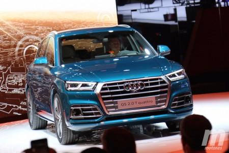 Audi Q5 2017: llega la segunda generación, más versátil y deportivo