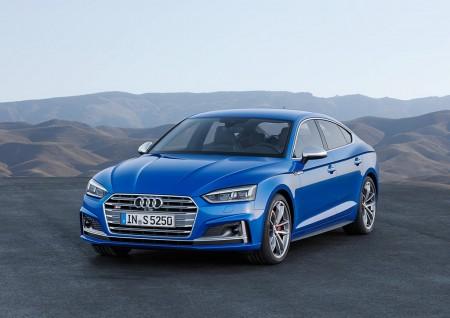 Audi S5 Sportback 2017: la opción más deportiva y práctica de la gama se renueva