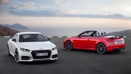 Audi TT S line competition, edición especial con 230 CV y más deportividad