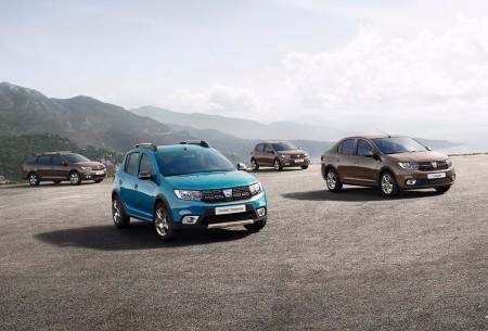 Dacia en el Salón de París 2016: un primer vistazo a sus novedades