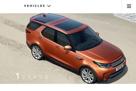 Se filtra antes de tiempo el Land Rover Discovery 2017