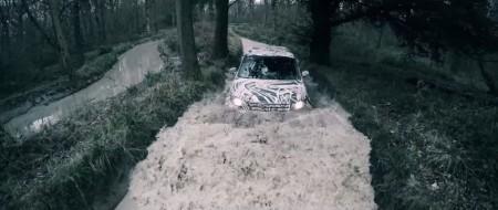 Primeros vídeos del nuevo Land Rover Discovery 2017 en acción