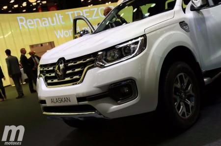 Renault Alaskan, un pick-up con el que ir al fin del mundo con total comodidad