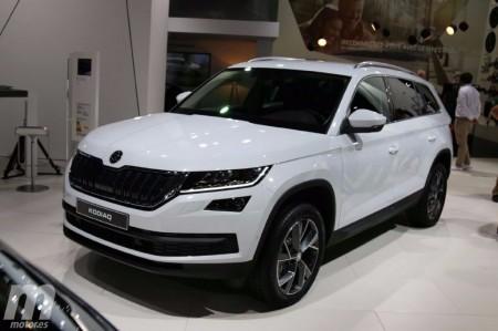 Skoda Kodiaq: el esperado SUV de 7 plazas se presenta en sociedad