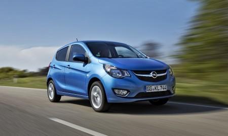 Holanda - Agosto 2016: ¡Sorpresa! El Opel Karl, líder de ventas