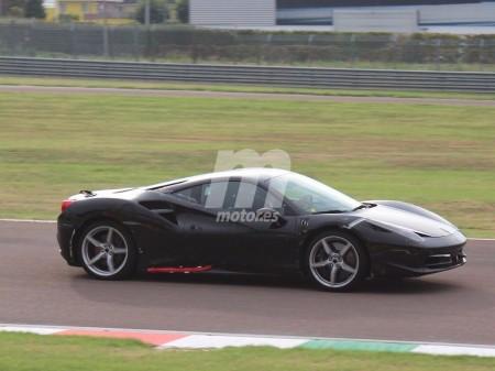 Vídeo: el nuevo motor V8 de Ferrari, con hibridación KERS, de pruebas en circuito