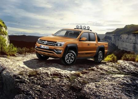 El Volkswagen Amarok 2016 ya tiene precios, y un nuevo acabado 'Canyon' en camino