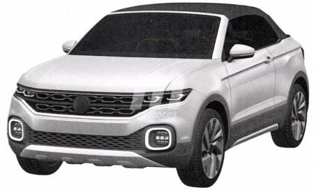 Volkswagen registra las patentes del T-Cross Breeze, que nos anticipa el Polo SUV