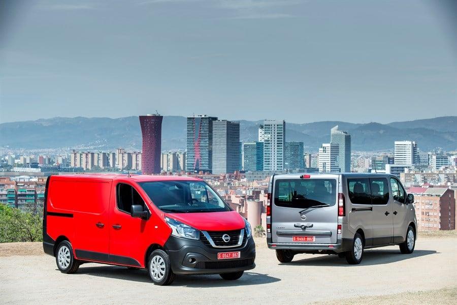 Nissan presenta la nueva gama nv300 2017 for Downtown la motors nissan