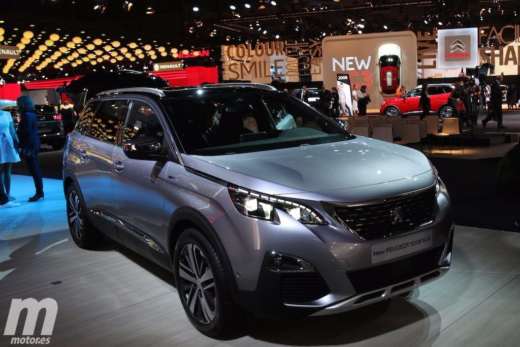 Peugeot 5008 2017 y el monovolumen decidi convertirse en for Plazas de docentes 2016
