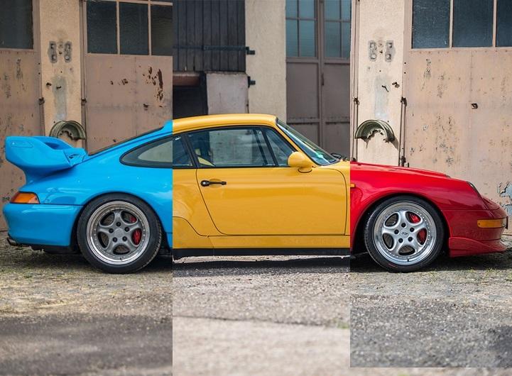 Los millonarios Porsche 911 de la subasta de RM Sotheby's en Londres 2016