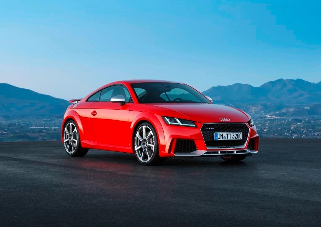 El Audi TT RS Coupe y Roadster ya tienen precio para ...